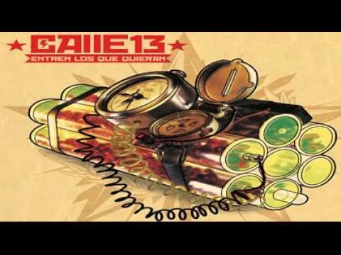 Calle 13 - Preparame La Cena [Original] [Entren Los Que Quieran]
