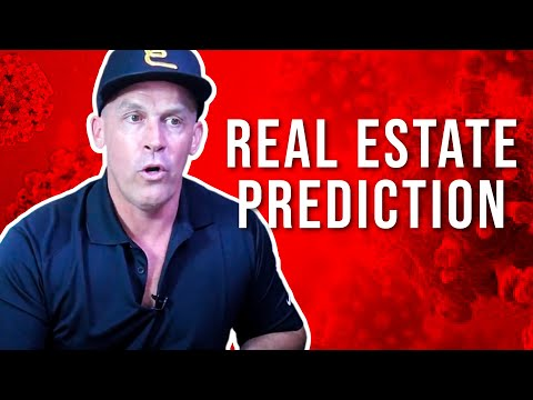 Real Estate Predictions Post-COVID-19 | 2020 Through 2021