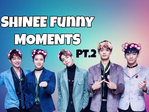 SHINee Funny Moments   Part 2