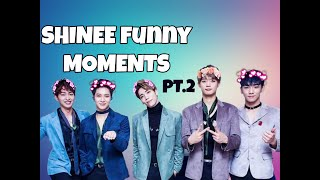 SHINee Funny Moments | Part 2