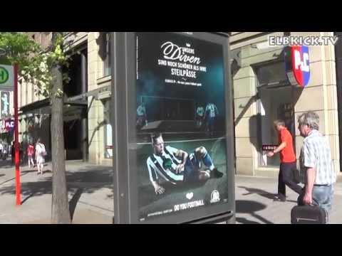 Wo das Leben Fußball spielt - Unsere Diva (Stephan Rahn - TuS Germania Schnelsen) in ganz Hamburg | ELBKICK.TV