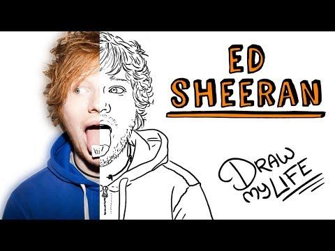 ED SHEERAN   Draw My Life