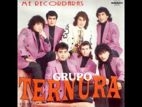 GRANDES CLASICOS DE LA CUMBIA - GRUPO TERNURA - MORENA