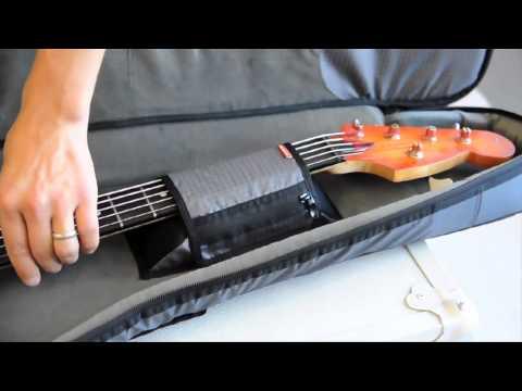 Mono M80 2G Dual Electric Guitar Case - Black