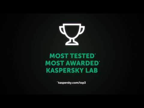 AV-Test's awards for best protection, usability, performance, and repair go to … Kaspersky Lab