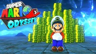 FINDING THE ULTIMATE HIDDEN COIN STASH! (Super Mario Odyssey) #3