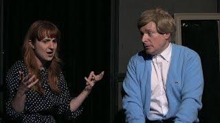 Al Franken's Stuart Smalley interviews sexual harassment victim (sketch)
