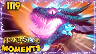 The INFINITE Value Of Kalecgos | Hearthstone Daily Moments Ep.1119