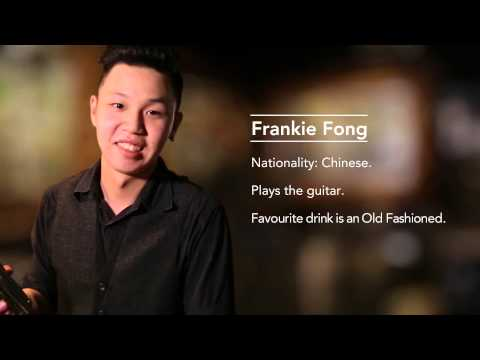 Best Bartender cocktail at Soiree by Frankie Fong