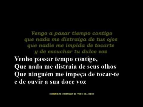 Marcos Brunet -Tempo contigo ( legenda português)