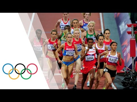 Women's 1500m Final - Full Replay | London 2012 Olympics
