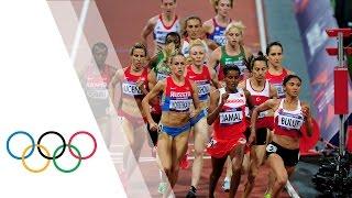 Women's 1500m Final - Full Replay   London 2012 Olympics