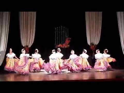 Danzas Nacionalista Cumaná - Joropo y Estribillo - Encuentro de Danzas Infantiles