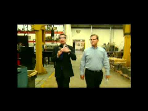 Fox Business News visits Acme Industries