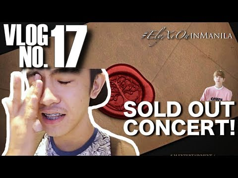 WE RAN OUT OF CONCERT TICKETS😭 (#ElyXiOninManila THE WAR FOR TICKETS⚔️) | LiFE VLOG NO. 17