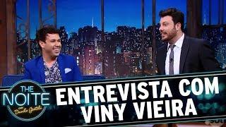 Mix Palestras | Viny Vieira no The Noite