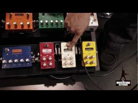 Empress Effects: NAMM 2012 Product Showcase