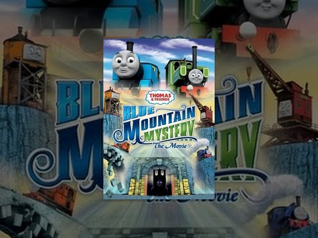 Thomas & Friends Blue Mountain Mystery