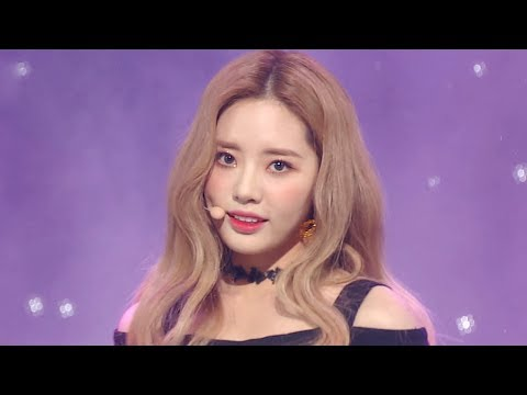 fromis_9 - LOVE BOMB [SBS Inkigayo Ep 980]