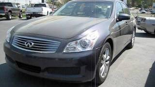 2007 Infiniti G35 Start Up, Exhaust, and In Depth Tour