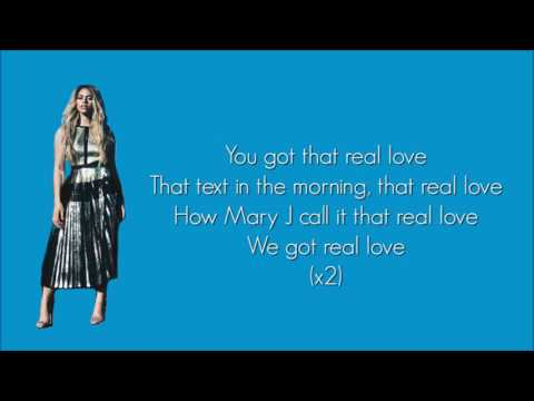 Fifth Harmony - I Lied (Lyrics)