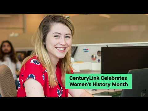 #CTLHerStory is a video series that highlights women within CenturyLink