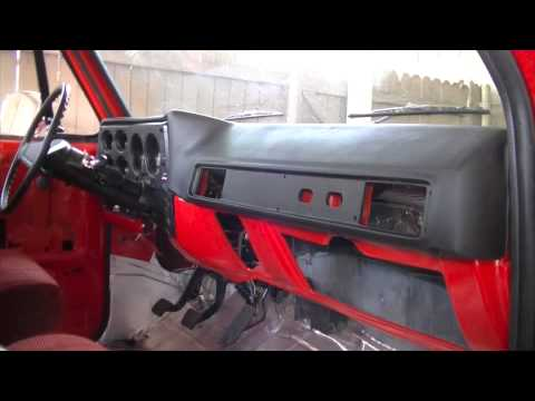 1986 Chevy Truck Custom Interior By Ssinteriors Musica