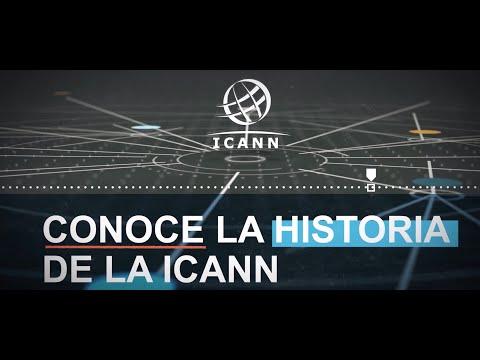 Historia de la Corporación para la Asignación de Nombres y Números en Internet (ICANN)