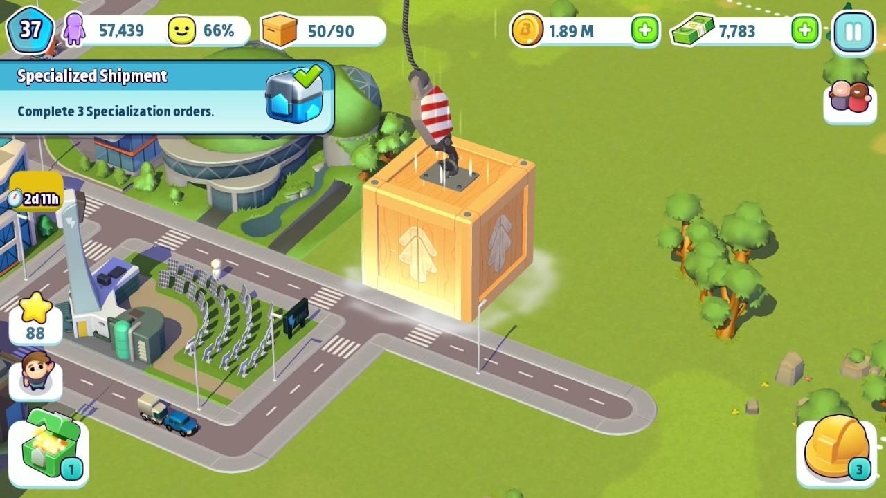 Играй Ситимания: Строим Город На ПК 2