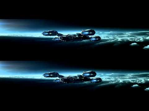 Prometheus 3D. (Official Trailer in 3D) - RUSSIAN