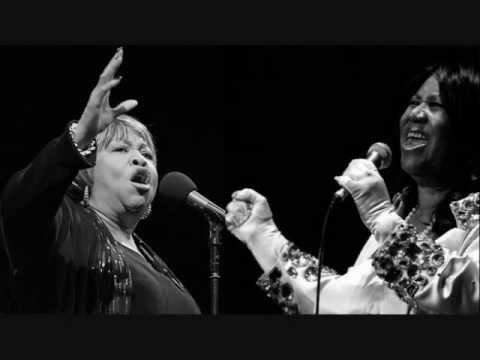 Baixar Oh Happy Day - Aretha Franklin Feat: Mavis Staples HD