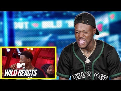 10 Years Of Wild N Out w/ DC Young Fly 😂 | MTV