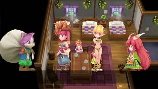 Secret of Mana:  Neko Gets Kicked Out of His Own House