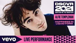 Alfie Templeman - Happiness In Liquid Form | Vevo DSCVR Artists to Watch 2021