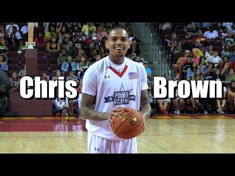 Watch: Chris Brown & Royalty's DANCE @ 'Celebrity ...