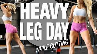Heavy Leg Workout