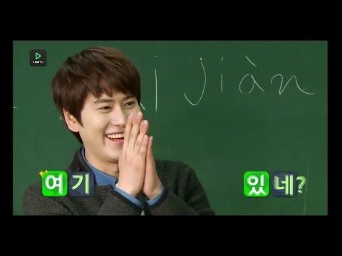 Teacher Kyuhyun's charming evil class! (Eng/Esp)