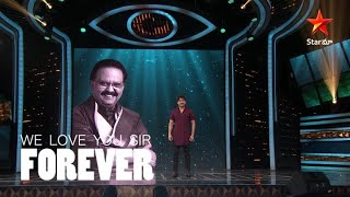 Telugu Bigg Boss 4: Nagarjuna pays tribute to legend SP Ba..
