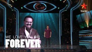 Bigg Boss Telugu 4 Tribute to the legend SP Balasubramanya..