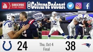 Week 5 Recap: Colts (24) @ Patriots (38) | Thursday Night Football Needs To End