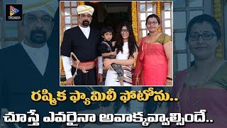 Rashmika Mandanna's latest family pic goes viral on social..