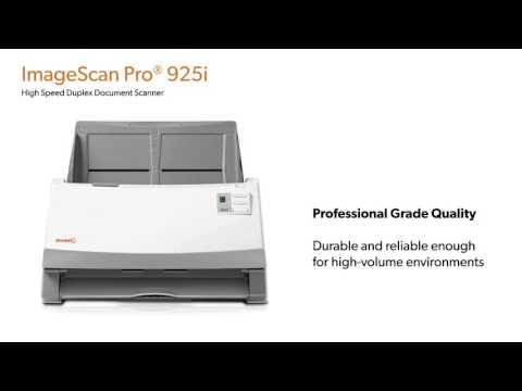 Ambir ImageScan Pro 925i ADF Scanner