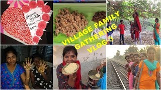 Family gathering/ Birthday Celebration/Chicken Biryani - Brinjal Gravy / Outing & More Funs - Vlog 3