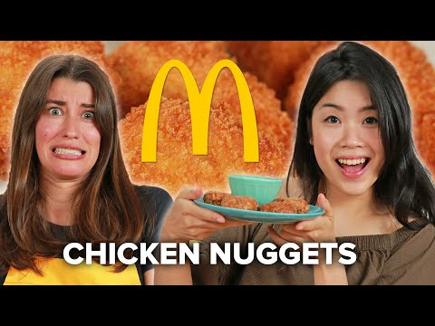 Which Chef Will Spice Up The Best Nuggets For Inga?