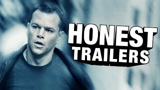 The Bourne Trilogy (Honest Trailer)