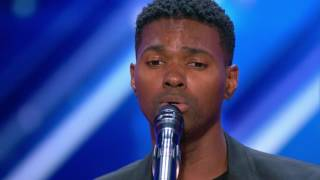 Johnny Blows Everyone Away With Whitney Houston Big Hit | Week 5 | America's Got Talent 2017