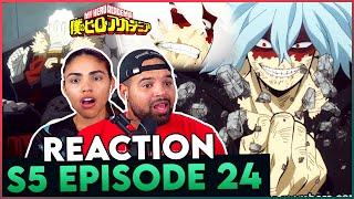 The Origin of Shigaraki - My Hero Academia S5 Episode 24 Reaction