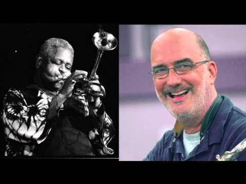 Michael Brecker and Dizzy Gillespie 1980