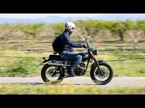 Motosx1000: Macbor Eight Mile 125. Presentación y toma contacto