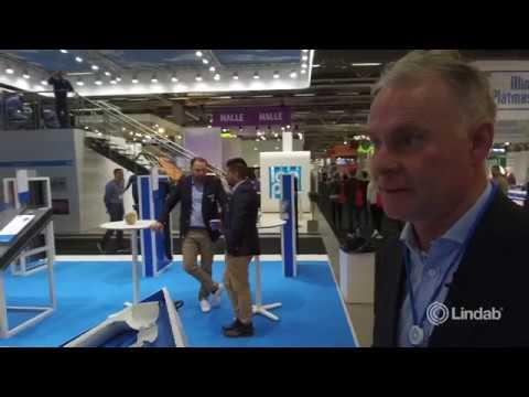 Lindab | Nordbygg 2018 - Byggkomponenter